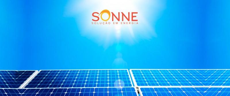 SONNE Solução em Energia